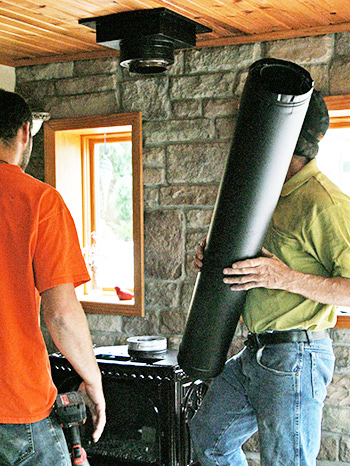 Wood Stove Installations - Fort Collins CO