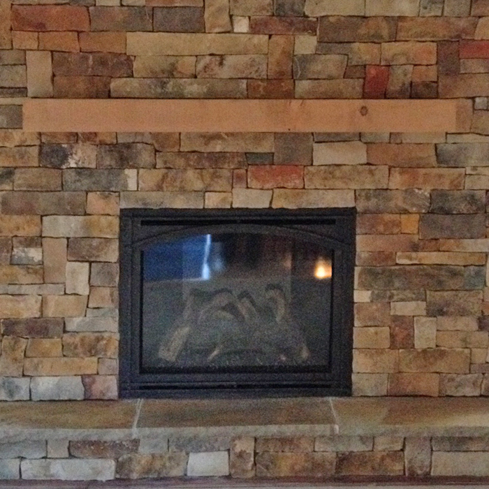 gas fireplace installation estes park and longmont co