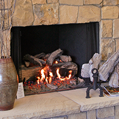 red feather lakes co gas fireplace