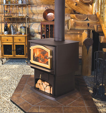 great looking wood stove in windsor co