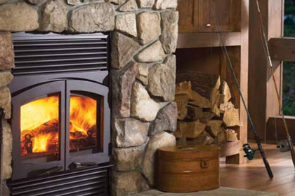 Boulder CO Wood Fireplace Installations