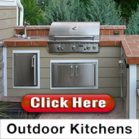 Best Outdoor Kitchen Built-In Grill BBQ Islands
