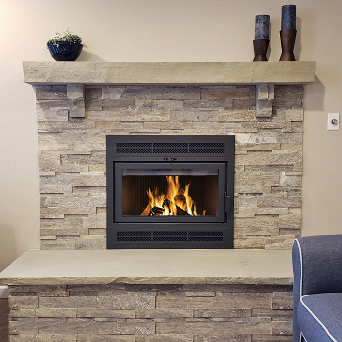 Fireplaces in Loveland CO