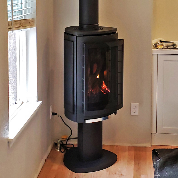Free standing stoves in Windsor CO